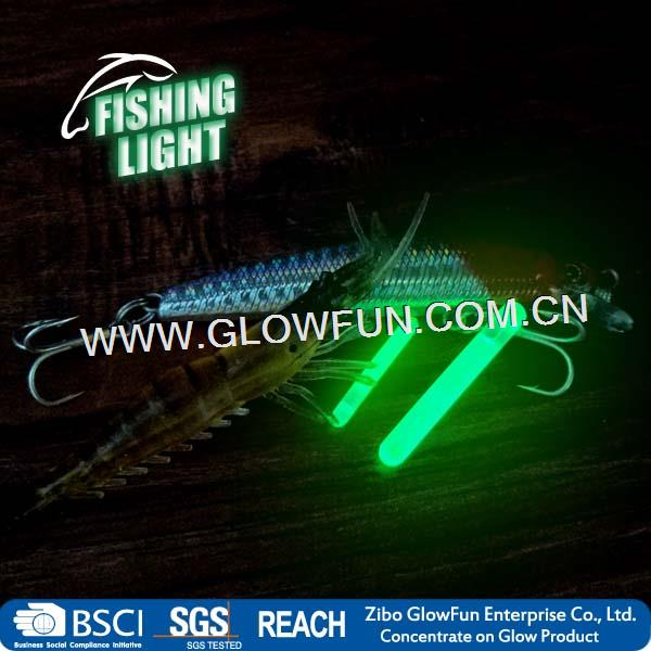 1.5-inch Fishing Light, Glow Sticks Tip Float Night Fishing