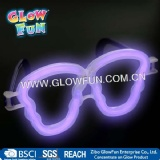 Multi Color Glow Sticks Skull Shaped Glasses Light Party